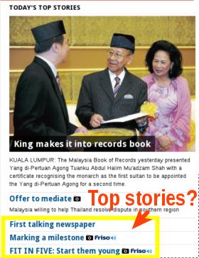 NST Online 21 Feb 2012