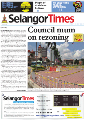 Selangor Times April 27