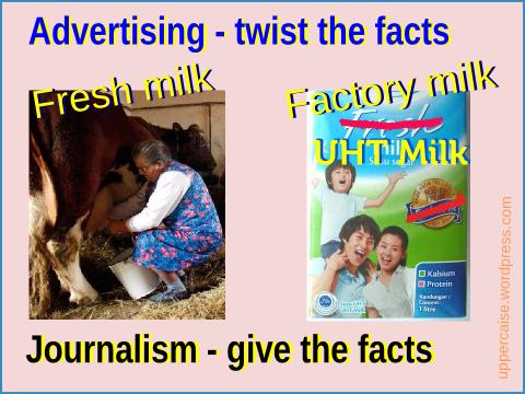 Advertising = propaganda