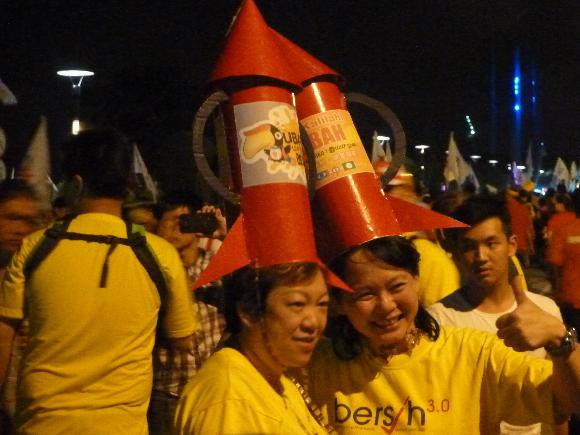 """Lau juak"", as they say in Penang"