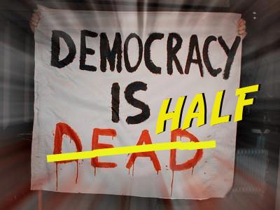 A half-past-six democracy