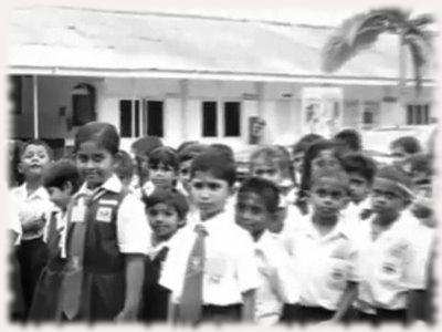 Malaysian schoolchildren [File photo]