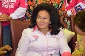 Cina mahu Rosmah jadi PM