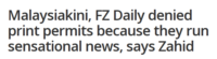 KDN crushes FZ's hopes