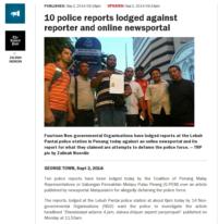 Rakyat Post gloats about attack on Mkini