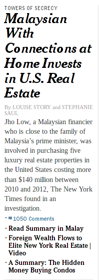 The Jho Low story