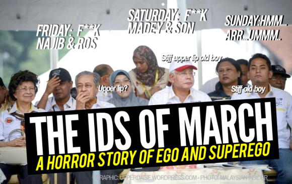 The Ids of March: A Horror Story